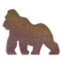 Picture of Gorilla Glitter Tattoo Stencil - HP (5pc pack)