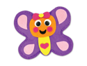 Picture of Krafty Kids Kit: DIY Felt Friends Sewing Kit - Butterfly (CK191A)