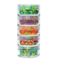Picture of Vivid Glitter Stackable Loose Glitter - Tropical 5pc (10g)