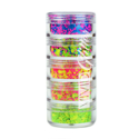 Picture of Vivid Glitter Cream - Gleam Galactic Glow UV  - Stack of 5 (10g)
