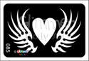 Picture for category Glimmer Body Art Stencils