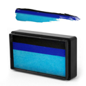 Picture of Silly Farm -  Susy Amaro's Collection - Bat Hero Blue  - Arty Brush Cake - 30g