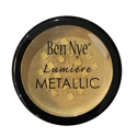 Picture of Ben Nye Lumiere Metallic Powder - Gold (MLP-1)