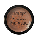 Picture of Ben Nye Lumiere Metallic Powder - Copper (MLP-7)