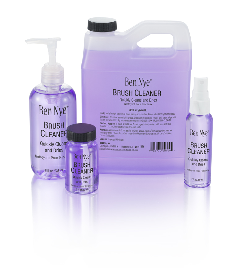 Picture of Ben Nye - Brush Cleaner - 8oz