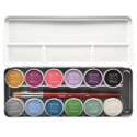 Picture of Ben Nye Magicake Aqua Paints  -  Fantasy Palette (CFK-18)