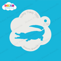 Picture of Alligator - Dream Stencil - 236