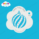 Picture of Sphere Ornament - Dream Stencil - 48