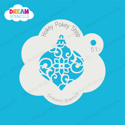 Picture of Floral Ornament - Dream Stencil - 51