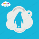 Picture of Penguin - Dream Stencil - 53
