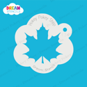 Picture of Fancy Maple Leaf - Dream Stencil - 134