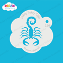 Picture of Scorpion-3 - Dream Stencil - 226