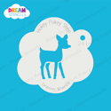 Picture of Rudolph - Dream Stencil - 241