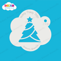 Picture of Classic Christmas Tree - Dream Stencil - 248