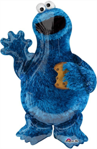 Picture of 35'' Cookie Monster - Foil balloon