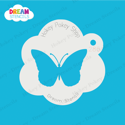 Picture of Classic Butterfly Dream Stencil - 285