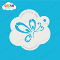 Picture of Flying  Butterfly Dream Stencil - 288