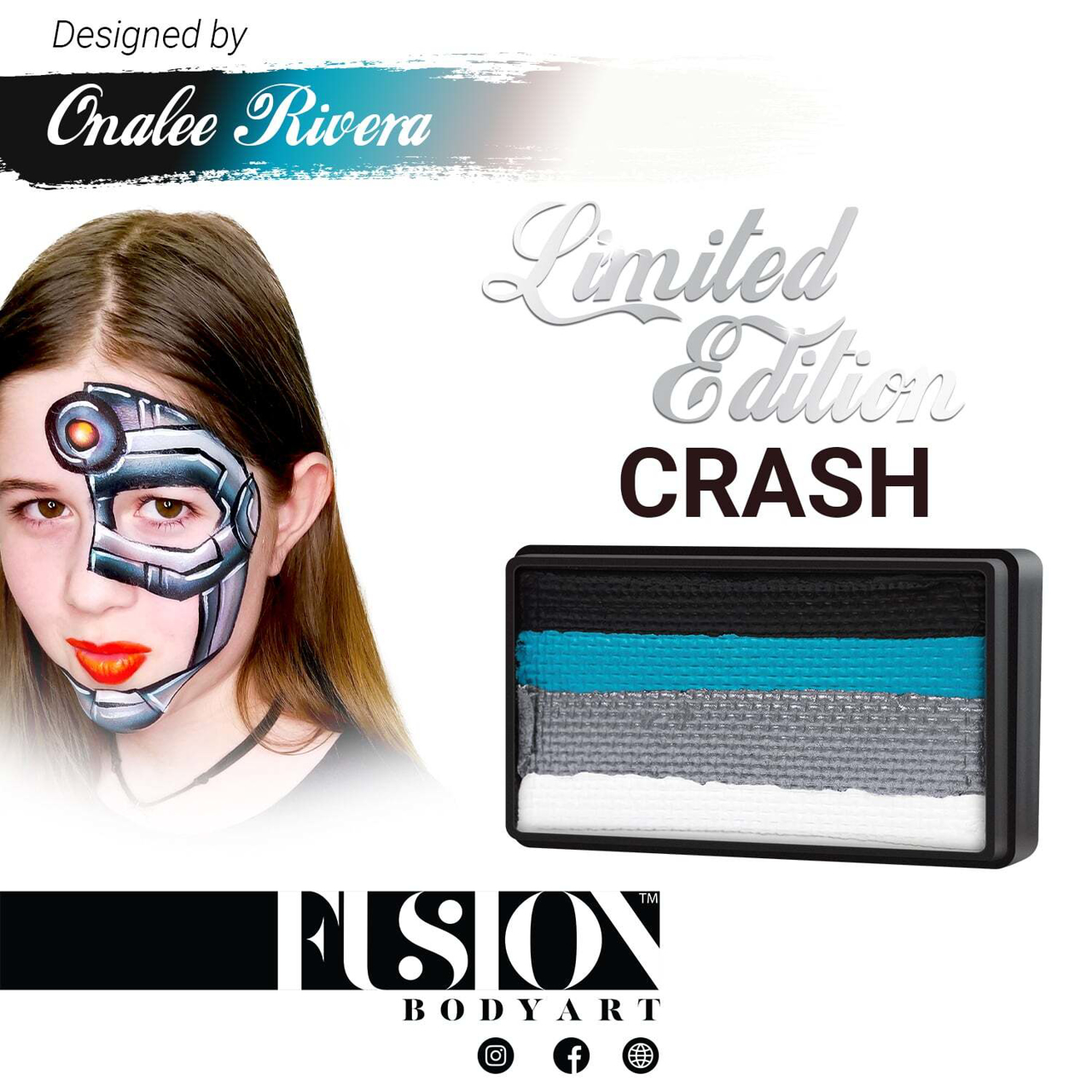 Picture of Fusion Crash Split Cake By Onalee Rivera - 30g